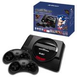 Sega Genesis Flashback Hd Controles Inalambricos Retro Mini