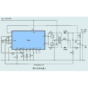 Esquema Inversor 12 E 24 Pra 127v220v 1000va 60hz Senoidal