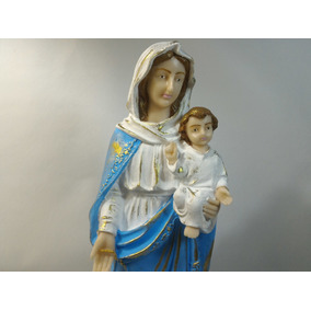Nossa Senhora Do Rosário 33 Cm Imagem Católica