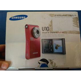 Cámara Samsung Flashcam U10