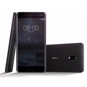 Nokia 6 Ta-1000 2017 - 4g Dual - 32gb - Tela 5.5 P Entrega!
