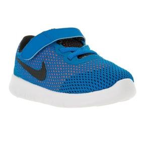 Zapatillas Bebe Nike Runing Unisex Azul Envio Gratis!