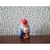 Miniatura Kinder Ovo - Gnomo Artesão - Duende Profissões