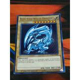 Blue-eyes White Dragon / Dragão Branco Dos Olhos Azuis