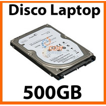 Disco Duro Para Laptop-dvr 500gb Sata Nuevos