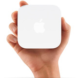 Apple Airport Express Wi-fi Doble Banda 2,4 Ghz 5 Ghz Mc414e
