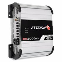 Módulo Amplificador De Potência 3000w Rms Stetsom 2 Ohms