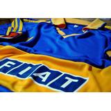Camiseta Fiat Boca Junior