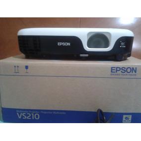 Vídeo Beam Proyector Epson Vs210. Nuevo.