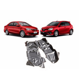 Proteção Assoalho Vinil Verniz Etios Cross/sedan Hatch