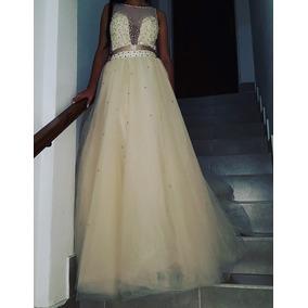 2af54b92ba1 Alquiler De Vestidos De 15 En Once - Vestidos Dorado oscuro en ...