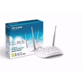 Router Modem Inalambrico 2 Antenas Adsl2+ 300mbps Tl-wa830re