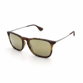 Ray Ban Chris Marrom De Sol - Óculos no Mercado Livre Brasil 986720b681