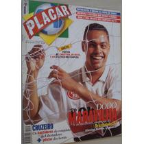 Revista Placar 1131 1997 Cruzeiro Campeão Libertadores