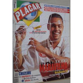 Placar 1131 1997 Cruzeiro Campeão Libertadores Poster Centra