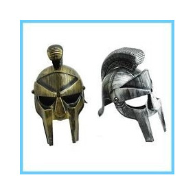 Casco Pelicula Gladiador, Guerrero ,para Adulto Desmontable