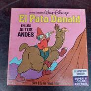 Filme Super 8 Desenhos El Pato Donald En Los Andes Usa
