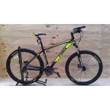 Bicicleta Trinx X4s 27.5 Mtb Xc Shimano 27 Vel No Giant Trek