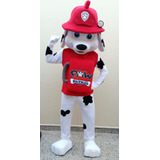 Alquiler Disfraz Adultos Paw Patrol Marshall Chase 12hs