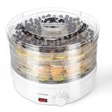 Flexzion Deshidratador De Frutas Alimentos - Máquina Eléctr