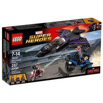 A La Caza De Pantera Negra Lego 76047
