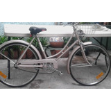 Bicicleta Winsor Antigua 68 Todo Original Excepto Asiento