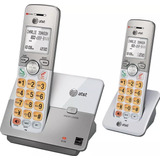 Telefono Inalambrico Doble Bocina At&t Original El51203 Nuev