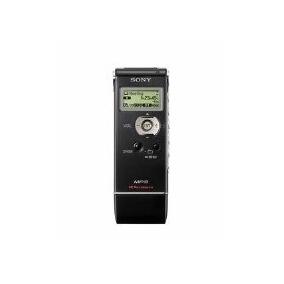 Sony Icd-ux81 Grabadora De Voz Digital Con 2gb De Memoria F