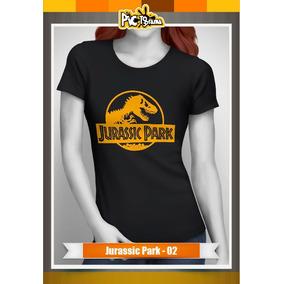 Camiseta Comic - Jurassic Park Mujer