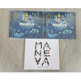 Cds Da Banda Maneva. Produtos Novos!
