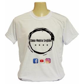 Camiseta Personalizada + Arte Grátis - Promoção!