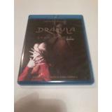 Edición Remasterizada De Drácula De Bram Stoker En Blu-ray!!
