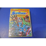 Dvd Filme Desenho Os Supremos 2 Descubra O Poder Da Pantera