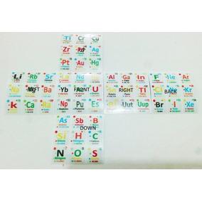Tabla periodica en mercado libre mxico cubo rubik stickers de tabla periodica con 10 soluciones urtaz Images