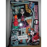 Monster High Art Class Skelita Calaveras