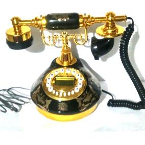 Telefone D Mesa Barato Modelo Retro Vintage Decoração Oferta