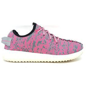 Tênis Feminino adidas Yeezy Boost 350 Rajado Nº 34 A 43 fad840133