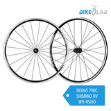 Roda Shimano Speed Clincher 700c Wh-rs010 (completo)