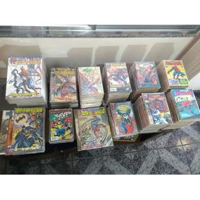 Homem-aranha Coleção De 402 Revistas
