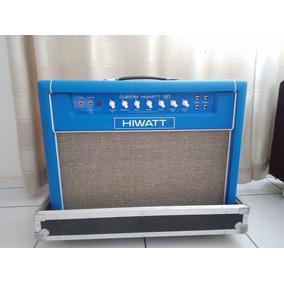 Hiwatt Custom 50 Sa212 (série Personalizada - Blue)