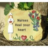 Las Enfermeras Curan Su Corazón - Regalos Par + Envio Gratis