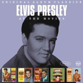 Elvis Presley (box 5 Cd´s)