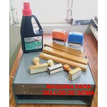 Maquina-hacer-sellos De Goma-(fotopolimero Liquido Y Solido)