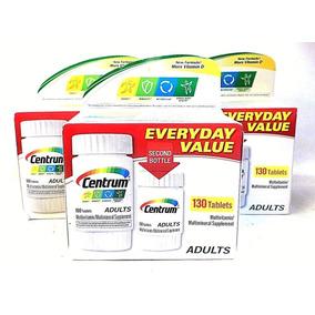 Centrum Multivitamínico (adultos) 130 Tablets Vitaminas