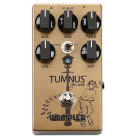 Wampler Tumnus Deluxe Transparent Overdrive Pedal