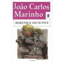 Livro Berenice Detetive Joao Carlos Marinho