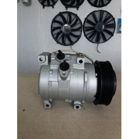 Compressor Ar Condicionado Hilux 2003 Denso - Remanufaturado