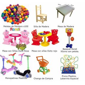 Armá Tu Combo Plaza Blanda Y Cotizamos / Open-toys Avell