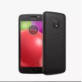 Celular Motorola Moto E4 Negro 16gb Quad Core Huella Nuevo