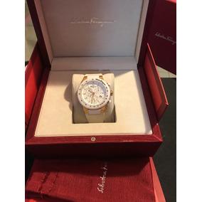 Reloj Salvatore Ferragamo F80